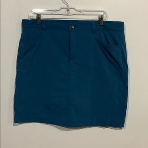 Eddie Bauer Ascent active skirt size Tall 14